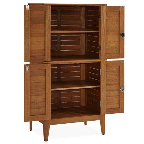 home storage cabinets home styles montego bay 4 door multi purpose storage