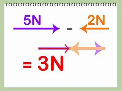 Vectors Subtract Ways Wikihow