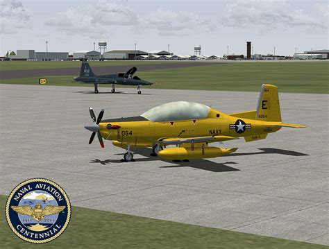 what is a texan us navy t 6 a texan ii advanced for fsx