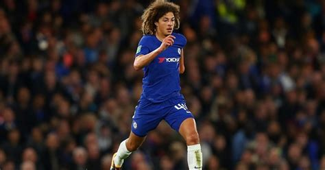 The photo that demonstrates Chelsea player Ethan Ampadu is ...