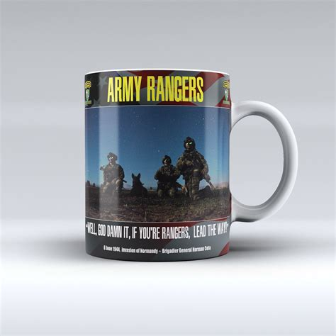 An air force squadron spent almost $56,000 on dozens of metal coffee cups and their replacements over the past three years, in the latest example pentagon procurement pricing irregularities. Army Rangers Coffee Mug   Honor Duty Valor