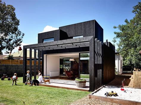 Small Space Kitchens Ideas - contemporary house renovation of the хіх century house by ola studio australia