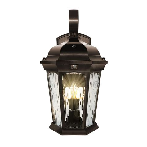 euri lighting medium  light   bronze motion sensing