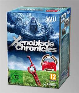 Xenoblade Chronicles Classic Controller Pack Gets Detailed