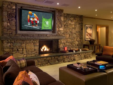 Electrical Home Design Ideas by Cave Office And What You Should Include Inside