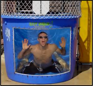 dunk booth rental party rentals new jersey party rentals