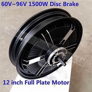 60v72v84v, 96v, Powerful, Full, Plate, Electric, Motorcycle