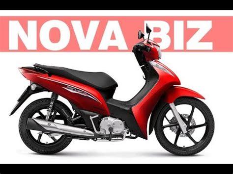 Honda Biz 2019 by Honda Biz 2018 2019 Ficha T 233 Cnica Pre 231 O