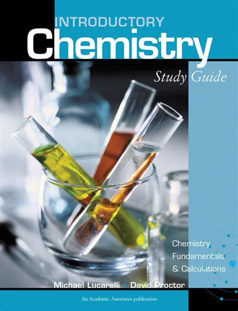 Introductory Chemistry Study Guide - Academic Associates ...