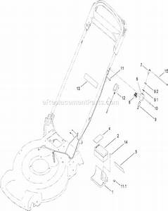 Wiring Diagram  29 Toro Personal Pace Lawn Mower Parts Diagram