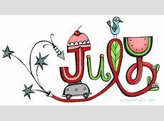 It's JULY!