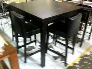 Table Haute A Manger : table a manger haute ikea ~ Teatrodelosmanantiales.com Idées de Décoration