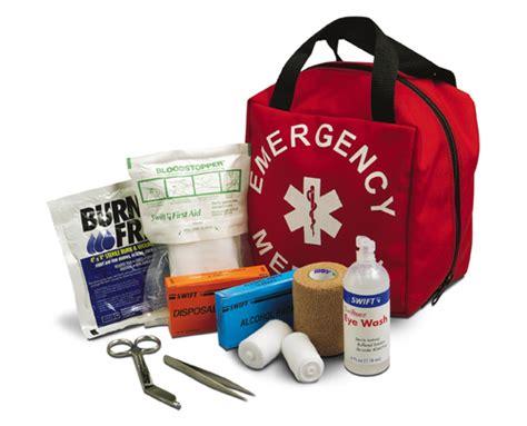 Emergency & First Aid Kit L. A.