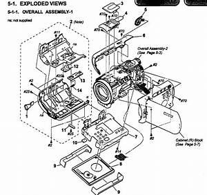 Sony Handycam Diagram