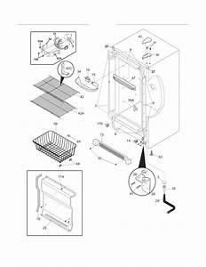 Frigidaire Freezer Parts
