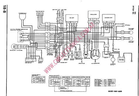 Honda Trx Wiring Diagram Database