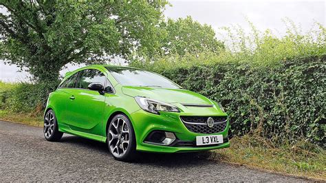 vauxhall green vauxhall corsa vxr 2016 long term test review by car