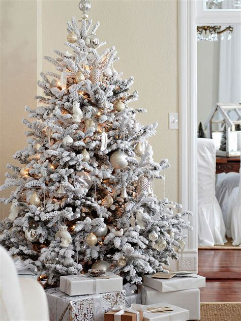 walmart christmas trees small how to choose fake trees for christmas from better homes
