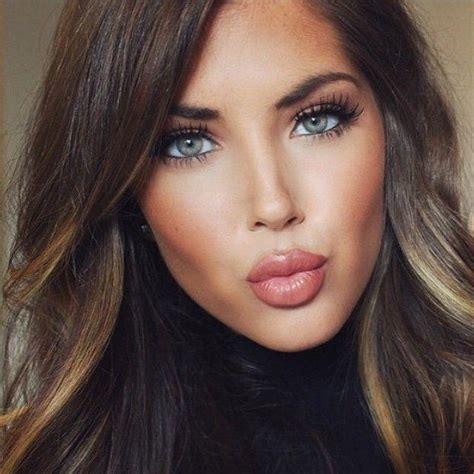 makeup glamorous makeup  weddbook