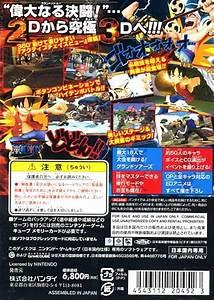 One Piece Grand Battle 3 Box Shot For Gamecube Gamefaqs