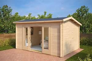 Exklusive Gartenhäuser Aus Holz : gartenhaus 4 x 3 op95 hitoiro ~ Sanjose-hotels-ca.com Haus und Dekorationen