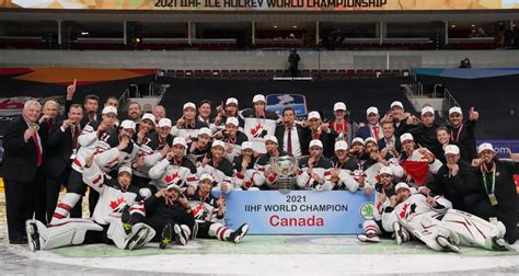 VAKARA SPORTA STUNDA: Kanāda triumfē pasaules čempionātā hokejā   Radio SWH