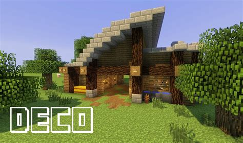 Hd Wallpapers Maison Moderne Facile Minecraft 3design76 Cf
