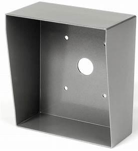 Cadre Inox Pour Plaque Vitroceramique : cadre saillie inox pour ac10f aiphone cs10 motorisation ~ Premium-room.com Idées de Décoration