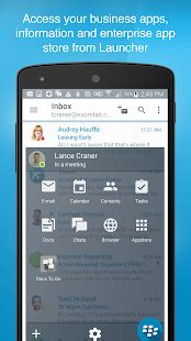 Blackberry Work  Android Apps On Google Play