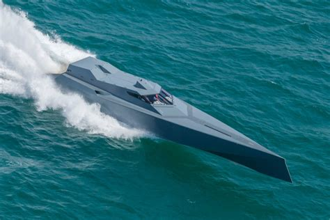 Fastest Boat In The World by Special Forces Interceptor Wp 18 The World S Fastest