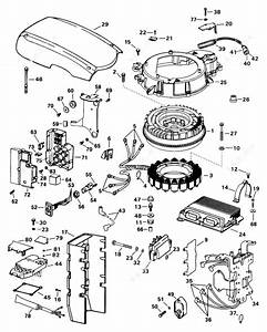 Johnson 1997 150 - J150ixeuc  Ignition System