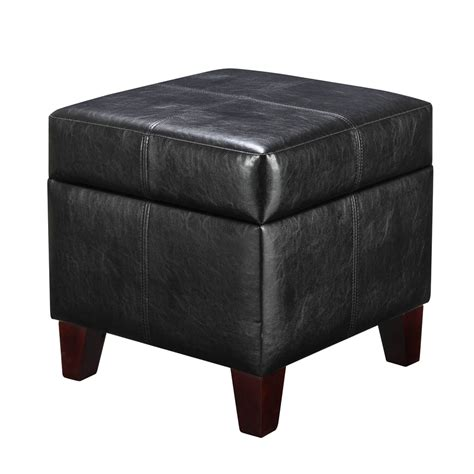 Small Square Ottoman Coffee Table  Loccie Better Homes