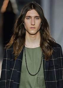 Coupe Cheveux Homme Long : coiffures cheveux longs hommes ~ Mglfilm.com Idées de Décoration