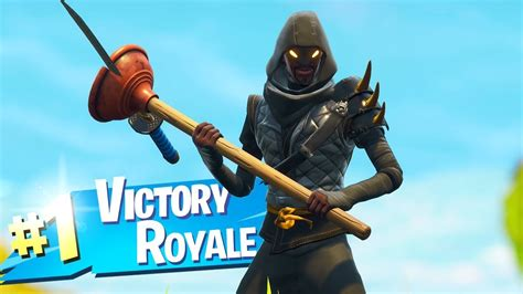 ninja skin gameplay  fortnite youtube