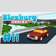 Bloxburg #11  Brand New Car (roblox Welcome To Bloxburg