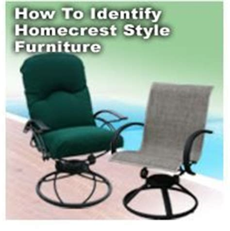 pin by chair care patio furniture repair on homecrest