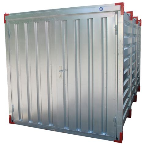 12 Fuß Container by Standard Lagercontainer Bis 20 Fuss Bei Lagercontainerxxl