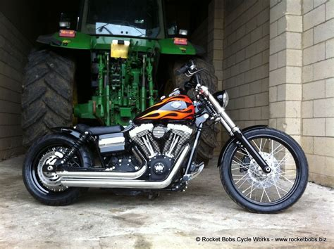 2012 Harley Wide Glide Lowered Tuesday, 7 December 2010