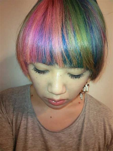 multi color hair styles 2013 hair color trends for hair hairstyles