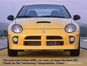 2003 Dodge Neon SRT 4 car review