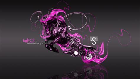 Harley Davidson Blue Fire Moto Horse Sb 2013