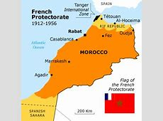 languages of Morocco French & Morocco