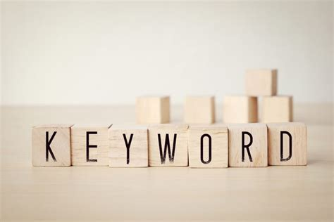 Keyword Optimization by Keyword Optimization How To Target The Right Search Terms