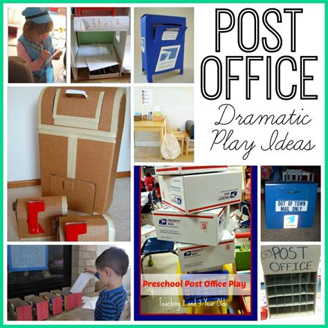 post office dramatic play dramatic play play ideas and 504 | da5645b845cfbd0402095be822f17e40