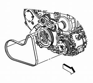 2005 Chevy Equinox Serpentine Belt Diagram
