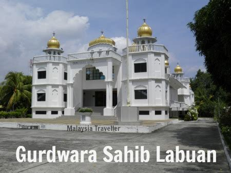 malaysian sikh temples list  gurdwaras  malaysia
