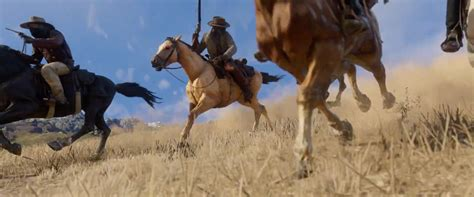 Canoes Red Dead 2 by A Breakdown Of The Red Dead Redemption 2 Trailer The Verge