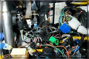 Alright  We Know That The Green Plugs Are Diagnostic Wires