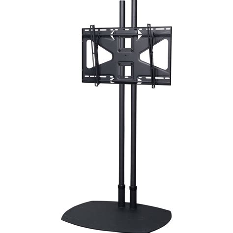 Floor And Stand Combo by Premier Mounts Ts72b Ms2 Floor Stand Combination Ts72b Ms2 B H