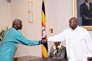 Gen Tumwine is Swears in as Security Minister - TowerPostNews
